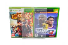 GP12 Xbox / Xbox 360 Game Box Protectors
